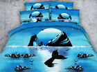 Beach sunset 4 Piece bedding set   -5 sizes available