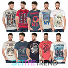MENS GRAPHIC PRINT TSHIRT MEN'S SUMMER 100% COTTON NEW STYLE TEE T-SHIRT TOP