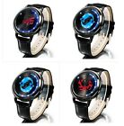 Game Overwatch 76 Hanzo Reaper Touch Screen LED Digital Wrist Waterproof Watch