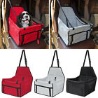 Pet Dog Cat Car Folding Seat Safe Travel Carrier Kennel Puppy Handbag Sided Bag#