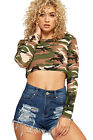 Womens Distressed Denim Shorts Ladies Ripped Pocket Hot Pants Button New 6-16