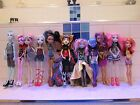 Monster high bundle and accessories (3)
