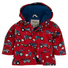 Hatley Boys Infant Raincoat, Red Tractors,  Brand New With Tags