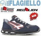 Scarpe Antinfortunistica UPOWER Red Lion ACTIVE S1P SRC dal 38 al 48 u power