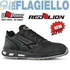Scarpe Antinfortunistica UPOWER Red Lion CARBON S3 SRC dal 35 al 48 u power
