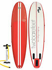 Two Bare Feet Board Co 8' Inflatable Surfboard Paddle Board