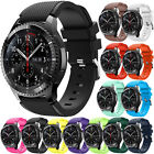 Bracelet Sports Rubber Watch Wrist Band For Samsung Gear S3 Frontier Classic