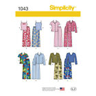 Simplicity 1043 | Child's, Girls' & Boys' Separates Sewing Pattern