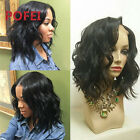 Water Wave 100% Brazilian Human Hair Full Lace Wig /Lace Front wig 5colors