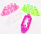 600PCS Colourful Rubber Bands 24 Clips Rainbow Loom Refill DIY Kit For Kids Gift