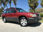 2002+Subaru+Forester+L+AWD+%21+GREAT+COLOR+COMBINATION%21+4+BRAND+NEW+TIRES