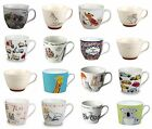 Set Of 4 Cambridge Coffee Tea Mugs Cups For Home or Office - 17 DESIGNS TO PICK