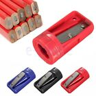 Carpenter Woodwork Pencil Sharpener Cutter Shaver Sharpening NEW Color Choice WS