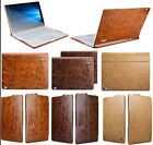 Luxury ICARER Genuine Leather Flip Case Cover For Microsoft Surface Book /Pro4