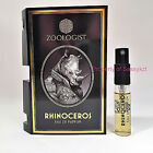 Zoologist Perfume Fragrance Samples Vial  - sold individually - choose!