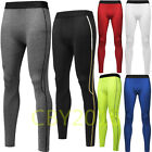 Men Fitness Quick Dry Pants Stretch Trousers Gym Sports Runing Thermal Leggings