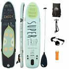 SUPER TRIP m. ALU-Paddel, 2+1 Family-SUP-Paddle Board, KOMPLETT-SETs, AquaMarina