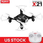 RC Quadcopter Drone Syma X21 2.4G 4CH 6-Axis Gyro Hovering 3D Flip Headless Mode