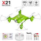 Syma X21 2.4G RC Quadcopter 6 Axis Gyro Mini Drone Headless 3D Flip Roll RTF US