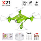 Syma X21 2.4G RC Quadcopter 6 Axis Gyro Mini Drone Headless 3D Flip out Roll RTF US