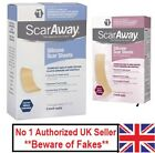 ScarAway Silicone Scar Sheets **Reusable, Washable** Select Quantity **UK Seller