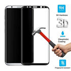 9H Full Cover Tempered Glass Screen Protector For Samsung Galaxy S8 Plus Curved