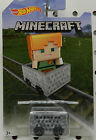 2 ALEX 2017 MINECART MINECAFT HW HOT WHEELS