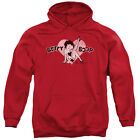 Betty Boop VINTAGE CUTIE PUP with Leg Up Licensed Sweatshirt Hoodie $41.71 USD on eBay