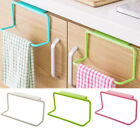 New Towel Bar Holder Over the Kitchen Cabinet Cupboard Door Rail Hanger Rack