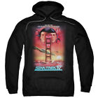Star Trek THE VOYAGE HOME Movie Poster Licensed Sweatshirt Hoodie