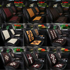yellow car seat covers - 1 Natural Wood Beads Massage Car Seat Cover Mesh Mat For Auto/Home Chair Cushion