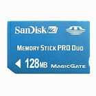 128MB 512MB 1GB 4GB SanDisk Ultra Extreme Memory Stick Pro Duo Memory Card New