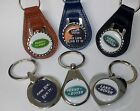 LAND ROVER Key Ring **DESIGN YOUR OWN* Fob Chain LANDY DEFENDER DISCOVERY DISCO