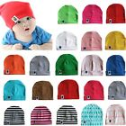 Kids Baby Newborn Toddler Girl Boy Soft Cotton Hat Cute Beanie Knit Infant Cap