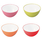 Microwave-safe bowl 23cm [Atomico] CB Japan