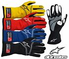 Alpinestars Tech 1 Race Gloves, FIA Approved, Nomex, Oval, Circuit Racing SALE