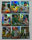 2015 TOPPS CHROME PRISM REFRACTOR CARD #1 TO #200- COMPLETE YOUR SET
