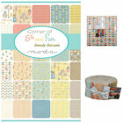 Corner of 5th & fun  100 % cotton fabric  jelly roll or layer cake  by Moda