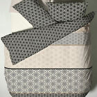 Catherine Lansfield Home Kaleidoscope 200 Thread Count Duvet Cover Set, Natural