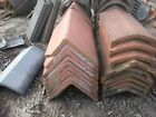 16 X ANTIQUE RIDGE TILES AS PER PHOTOS  A27 ARUNDEL RECLAMATION