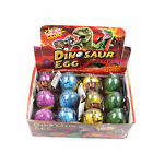 12X Dinosaur Eggs Toy Hatching Growing Dino Dragon for Children Large Size Pack