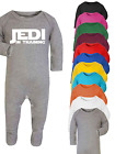 Jedi in Training Star Wars Inspired Baby Babygrow Bodysuit Baby Gift
