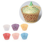 50pcs Lase Cut Wedding Favour Sweet Cake Gift Candy Boxes Bags Anniversary Party