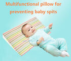 are baby sleep positioners safe - Newborn Baby Safe Head Back Anti-reflux Roll Sleep Pillow Positioners Pillow