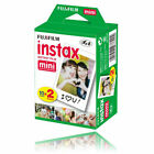 Fujifilm Instax Mini Twin Pack Instant Film Brand New - 20 Films or 60 Films