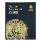 """""""WHITMAN"""" NATIVE AMERICAN DOLLARS 2009- FOLDER NEW WITH FREE SHIPPING!!"""
