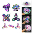 3D Fidget Hand Spinner Finger Toys EDC Focus Stress Reliever For Kids Adults US