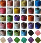 New ANCHOR Pearl Cotton. Size 8 (85 Meters each).BUY any 4 and get 5th Free