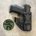Glock 17 or 22 w/APL WML Inside the Waistband Kydex Holster IWB Concealed 19/23