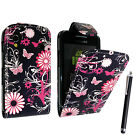 PU Leather Flip Case Phone Cover for Samsung Galaxy Ace GT-S5830 / GT-S5830i